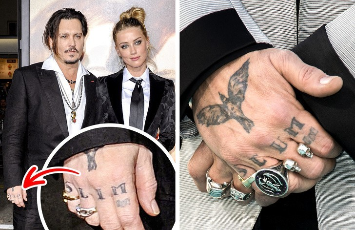 Te Gwiazdy Rewelacyjnie Wybrały Swoje Tatuaże Każdy Ma