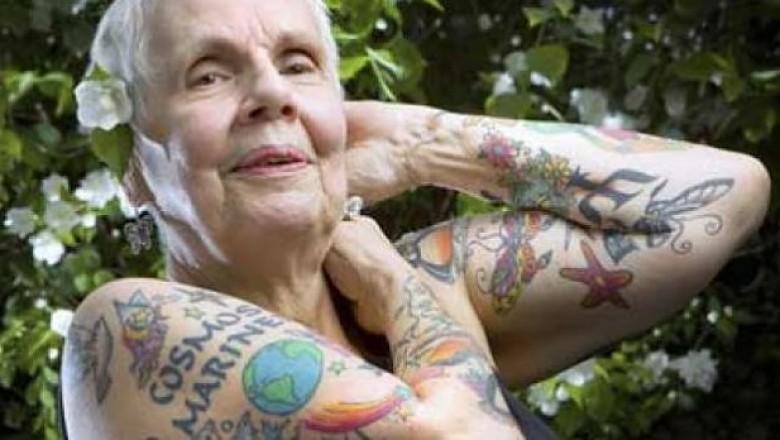 Na Starość Będziesz żałowała Tego Tatuażu Też Masz Dość
